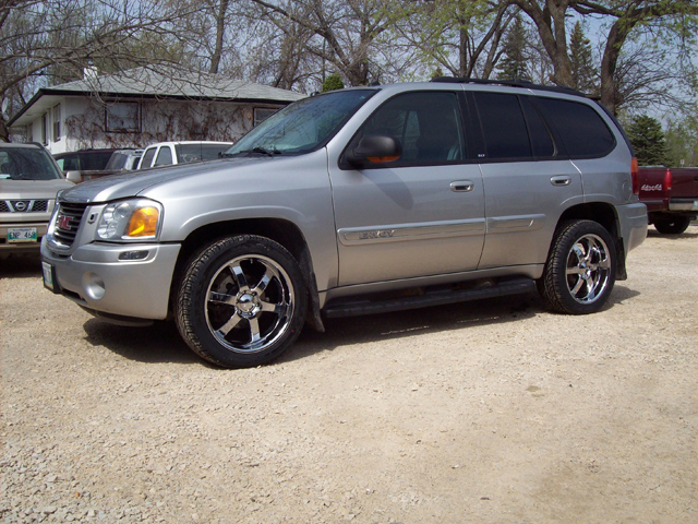 GMC Envoy After